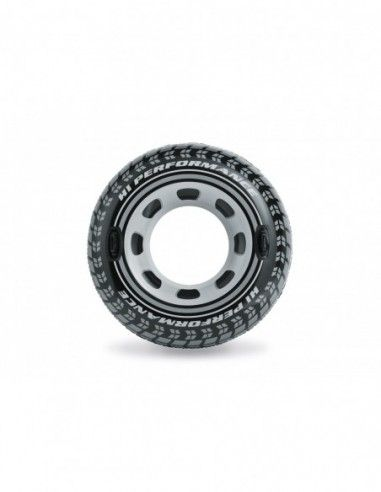 Bouée pneu avec poignées 114 cm