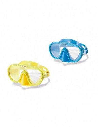 Masque de natation Sea Scan 8 ans et +