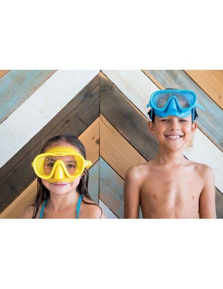 Pack Enfant - Masque de plongée + Brassards 6-12 ans Intex - 3