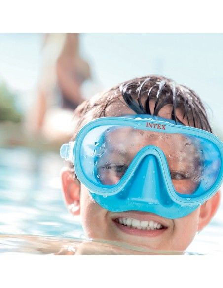 Pack Enfant - Masque de plongée + Brassards 6-12 ans Intex - 4