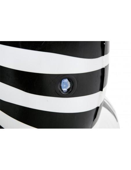 Bouée XL Zèbre avec lumière LED BestWay - 4