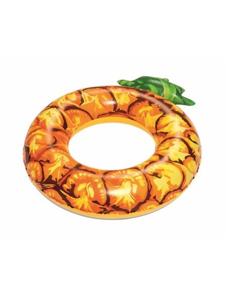 Bouée fruit ronde ananas BestWay - 1