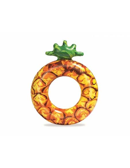 Bouée fruit ronde ananas BestWay - 2