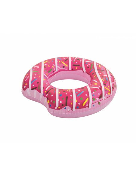 Bouée plage piscine Donuts Fraise BestWay - 2