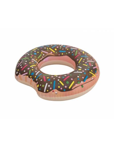 Bouée plage piscine Donuts Chocolat BestWay - 2
