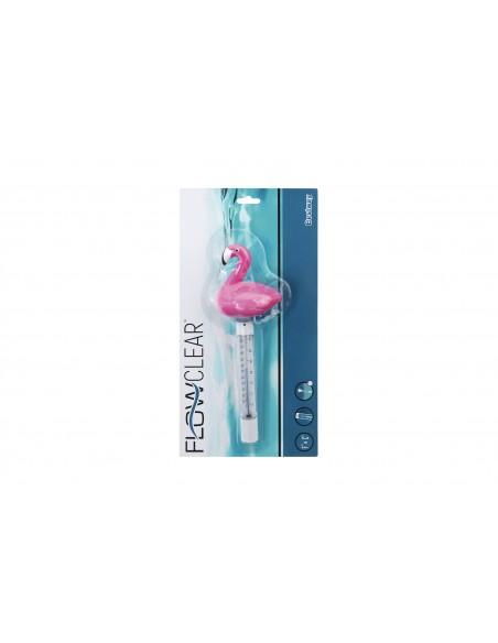 Thermomètres de piscine assortis flamant rose et licorne BestWay - 4