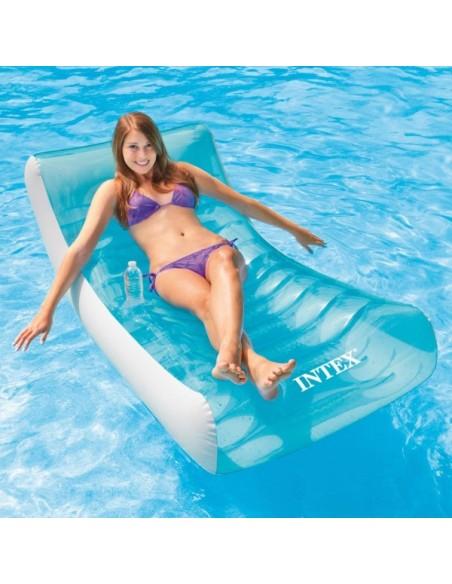 Lounge piscine Ghost Intex - 2