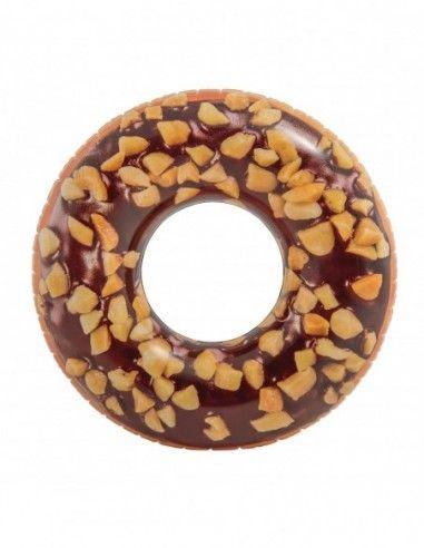 Bouée Tube Donut Choco 114 cm