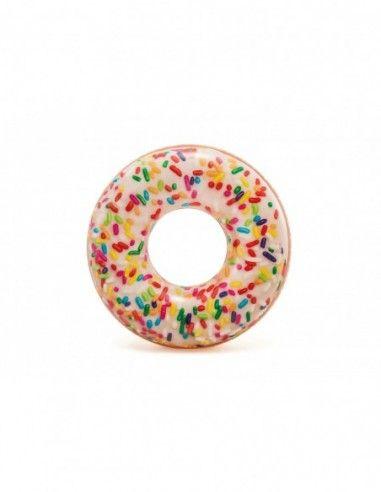 Bouée Tube Donut Sucre 114 cm